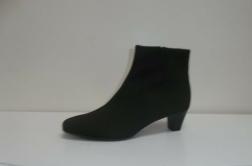 Osara Textile 5 Peter 5 5 Bnwb Brown £125 Ankle 38 Uk eu Kaiser Rrp Boots t1nwFw05q