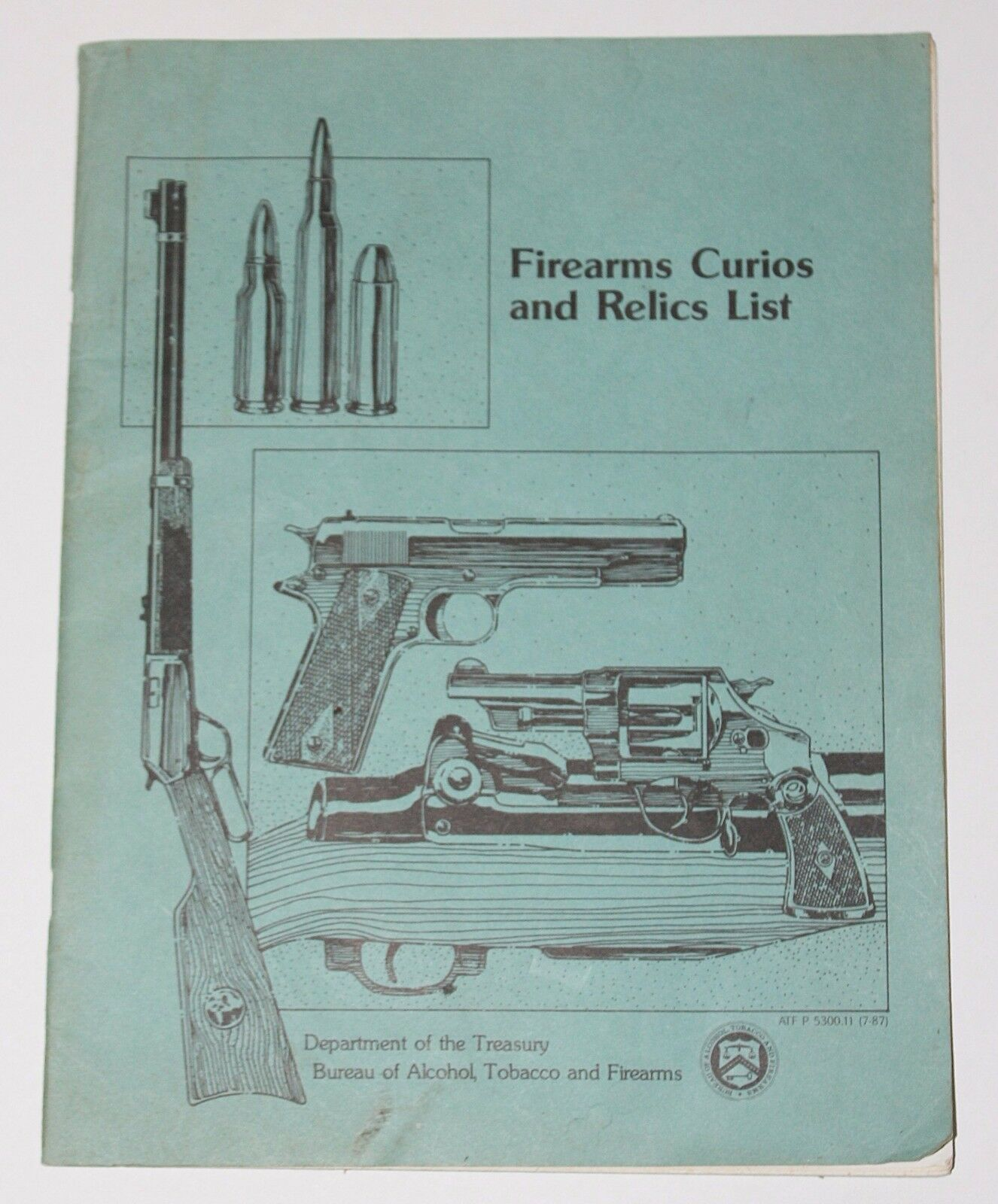 atf firearms curios or relics list