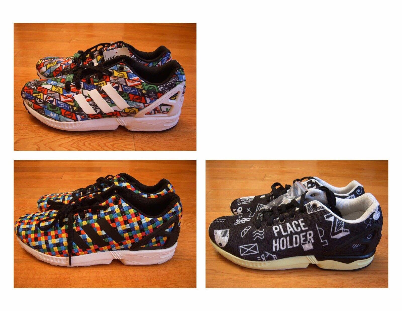 neue ohne box adidas zx flux schuhe 10,5 / turnschuhe, sz uns 10,5 schuhe und us - 11, superstar 117983