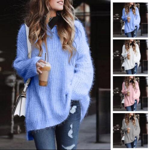 Winter Pullover Herbst Frauen Tops Strickwaren Strickjacke Retro Vintage