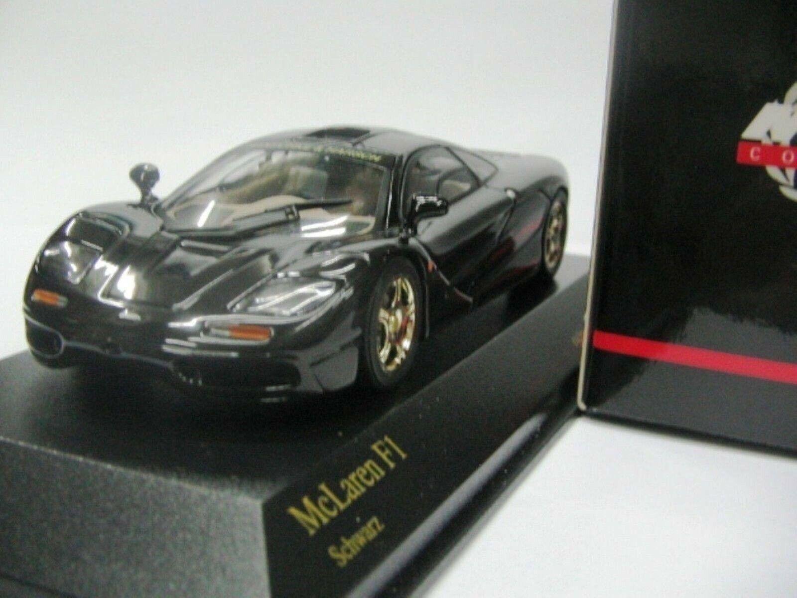 Wow extremadonnate raro McLaren BMW F1 GTR SWB nero Ltd 999 1 43 Minichamps-M3 GT RS