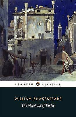 1 of 1 - The Merchant of Venice (Penguin classics), Good Condition Book, Shakespeare, Wil