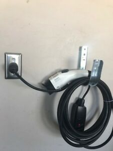 Image Is Loading Level 2 Electric Car Charger Wall Hanger 110