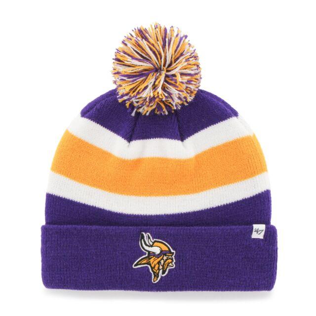 Bridgestone Golf Minnesota Vikings NFL Football Beanie Cap Stocking Ski Hat  NEW! d95d8d73e8b