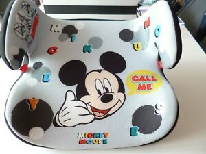 Analytique Rehausseur Disney ,  (de 15 à 36 Kg), Motif mickey Mouse Dissipation Rapide De La Chaleur