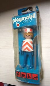 RARE-PLAYMOBIL-3218-3118-SPECIAL-SET-Klicky-Blister-first-edition-Box-1974-75