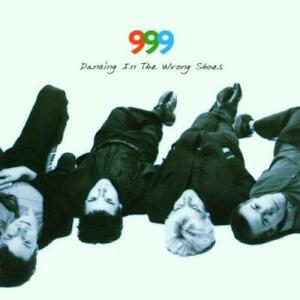 999 - DANCING IN THE WRONG SHOES (NEW & SEALED) CD Receiver Records Punk