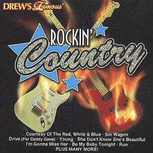 FREE US SHIP. on ANY 3+ CDs! NEW CD Various Artists: Drew's Famous Rockin Countr