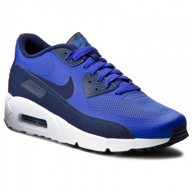 NIKE  AIR MAX 90 ULTRA 2.0 ESSENTIAL 875695-400 SNEAKERS & SHOES, MAN