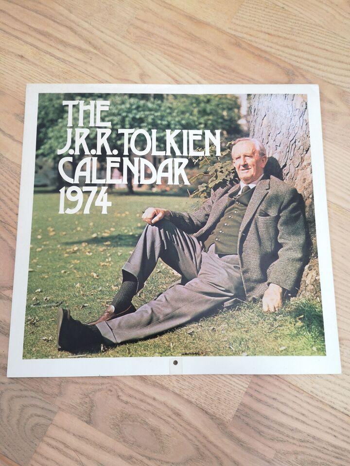 Billeder, The J. R. R Tolkien Kalender fra 1974