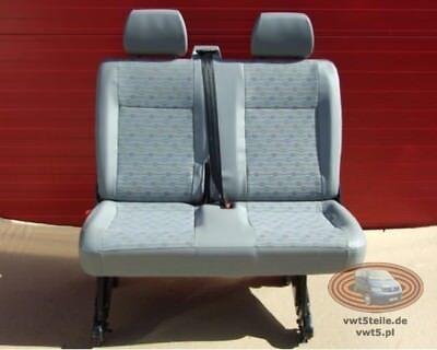 vw t5 gp sitzbank place sitz sitze 2er bus 2 sitzreihe ebay. Black Bedroom Furniture Sets. Home Design Ideas