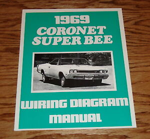 70 super bee wiring diagram 1970 super bee wiring diagram 1969 dodge coronet super bee wiring diagram manual 69 | ebay #1