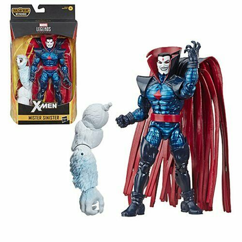 """IN STOCK X-Force Marvel Legends 6/"""" Mister Sinister Action Figure BY HASBRO"""
