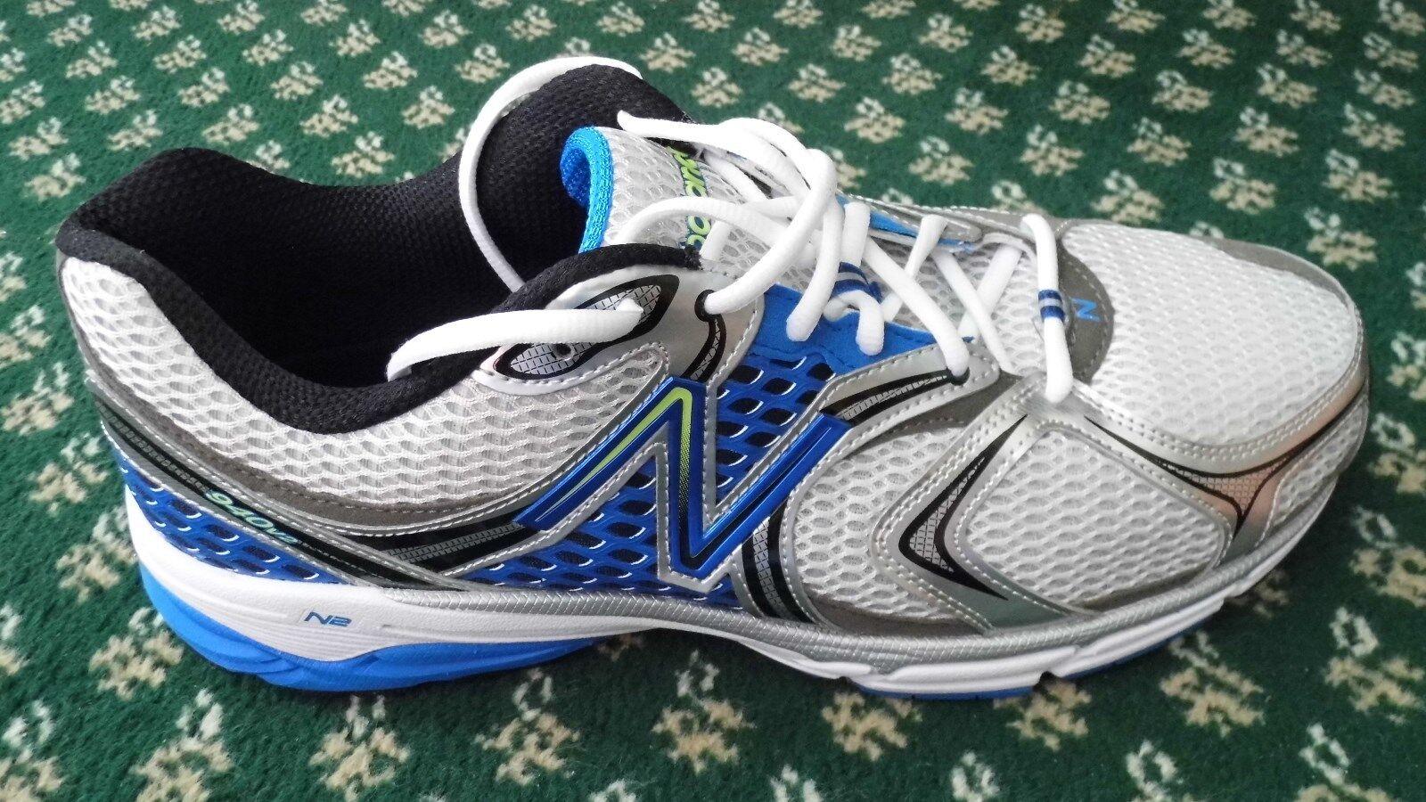 NUOVO CON SCATOLA NEW BALANCE 940v2 UK12.5 4E 4E 4E Extra Largo (MR940WB2) stabilità scarpa da corsa eb4753