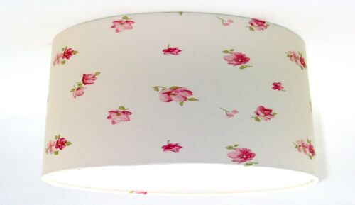 Lampshade Handmade with Laura Ashley Abbeville Pink Wallpaper VARIOUS SIZES