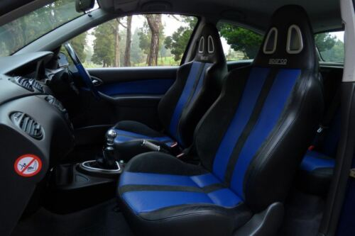 Ford Focus Rs Mk1 Schützende Sparco Maßgefertigter Sitzbezug