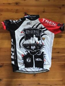 a4316c1a602 Details about Pre-Owned Pactimo Wolverine Men's SS Cycling Jersey Race(L)