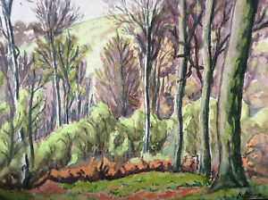 Watercolour-Landscape-Wood-D-Homage