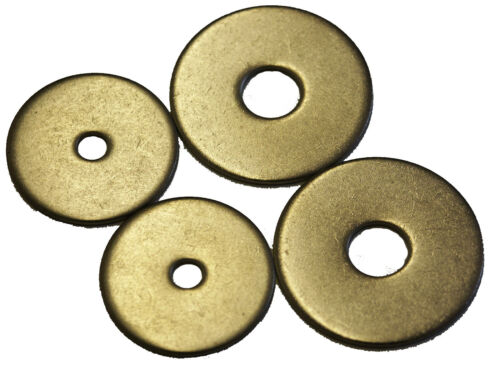 Repair Mud Guard Washers A2 Stainless Steel PK 25 M6 X 30 Penny