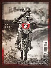 Transworld Motocross Cooper Webb Scrapper Battle March 2016 FREE SHIPPING JB