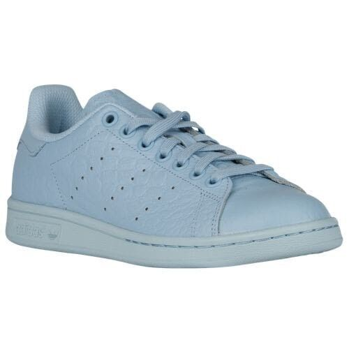 NEW WOMEN'S ORIGINAL ADIDAS STAN SMITH W CLEAR SKY SHOE BB3713 WOMEN SIZE 9 US