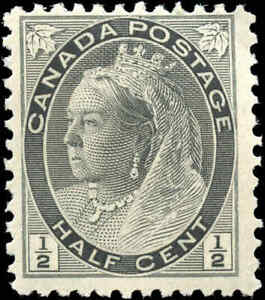 1898-Mint-H-Canada-F-Scott-74-1-2c-Queen-Victoria-Numeral-Issue-Stamp