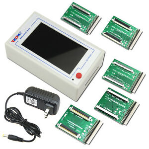 Details about TV160 Full HD LVDS Turn VGA LED LCD TV Motherboard Tester  Tools Converter Hot