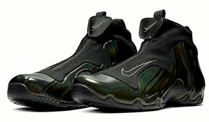 Détails sur Nike Air Flightposite Homme LEGION Green Basketball Chaussures AO9378 300 Foamposite afficher le titre d'origine