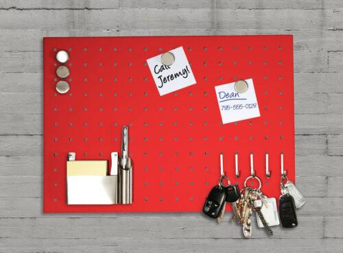 Master of Boards® Edelstahl Magnettafel 35x50cm Memotafel Tafel Washington