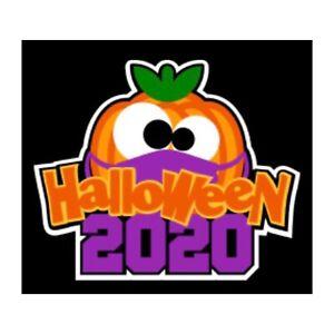 Halloween 2020 Title Halloween 2020 Scrapbook Title Premde Paper Piece | eBay