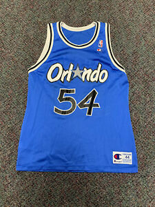 Details about CHAMPION ORLANDO MAGIC HORACE GRANT VTG VINTAGE JERSEY NBA RARE
