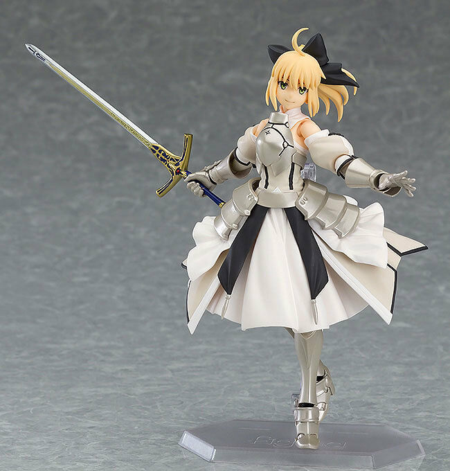 FATE-GRAND FATE-GRAND FATE-GRAND ORDER-SABER ALTRIA PENDRAGON LILY FIGMA 1 12 Action Fig. MAX FACTORY d6b985
