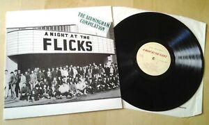 VARIOUS-ARTISTS-A-Night-at-the-Flicks-RARE-PRIVATE-PRESS-UK-LP-PROG-PSYCH-GARAGE