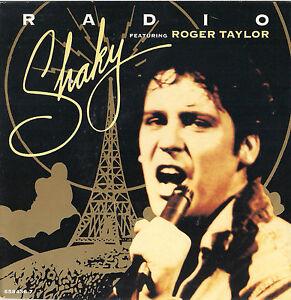 DISCO-45-Giri-Shaky-Featuring-Roger-Taylor-Radio-Oh-Baby-Don-039-t