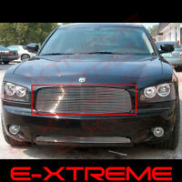 Billet Grille Grill For Dodge Charger 05-10 Upper(covers All)