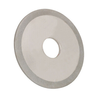"5/"" 125mm Flat Diamond Grinding Wheel Electroplated Abrasive for Grinder 600 Grit"