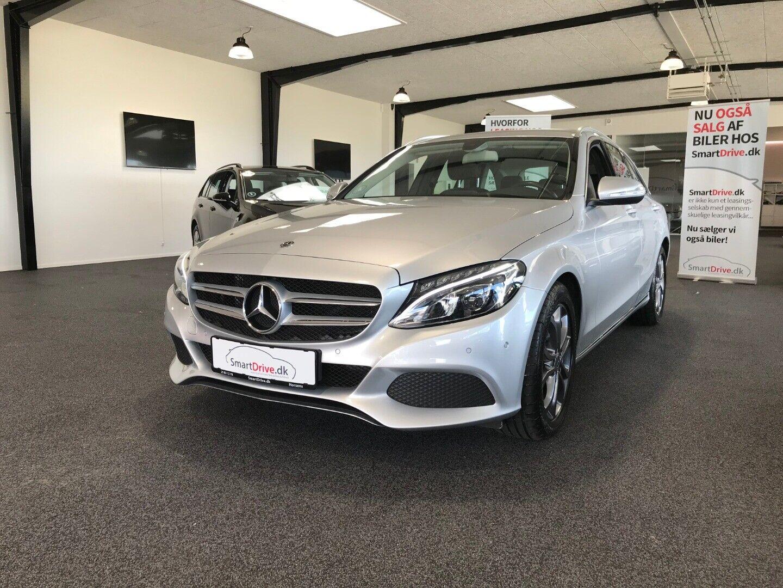 Mercedes C200 d 2,2 Avantgarde stc. aut. 5d - 289.900 kr.