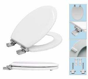 Bemis Smart Lift Toilet Seat Removable Easy Clean Sta Tite