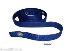Dog Agility Equipment WeAvE PoLe placer/spacer for use with 6 weave poles-blue