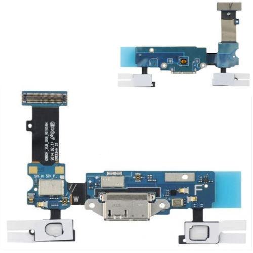 CONECTOR VOLVER A CARGAR PARA SAMSUNG GALAXY S5 G900 MICRÓFONO PLANO SUBIR