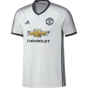 separation shoes 0de79 8ee41 adidas Manchester United 2016 - 2017 Third Soccer Jersey ...
