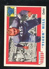 "1955 Topps All American #60   Dan Hill    ""No Creases!""  SHARP!  LOOK !!!"