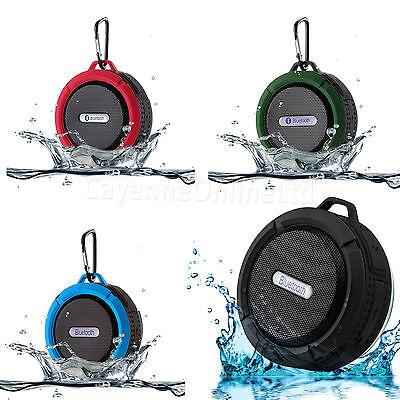 Ernst Bluetooth Waterproof Wireless Travel Speaker With Mic For Samsung Galaxy S9 Plus