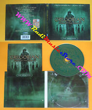 CD GREGORIAN Masters Of Chant Chapter IV 2003 EDEL DIGIPACK no lp mc dvd (CS6)