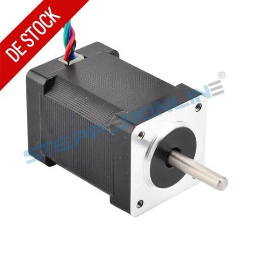 High Torque Nema 14 Stepper Motor 40Ncm 1.8deg 1.5A 52mm 4-wire für 3D Drucker