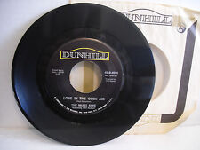 Brass Ring, Love In The Open Air / Wait For Me, Dunhill 45-D-4090, 1967 Jazz Pop