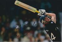 Kevin PIETERSEN Signed Autograph 12x8 Photo AFTAL COA England CRICKET SURREY