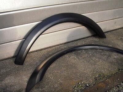 Radlauf Zierleisten Ford Escort 3-Türer Radlaufleisten Radläufe Kotflügel 1