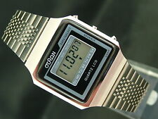Vintage Otron Early 1970s Digital LCD Watch NOS New Old Stock