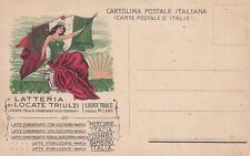 A9016) LATTERIA DI LOCATE TRIULZI (MILANO), LATTE CONDENSATO E STERILIZZATO.